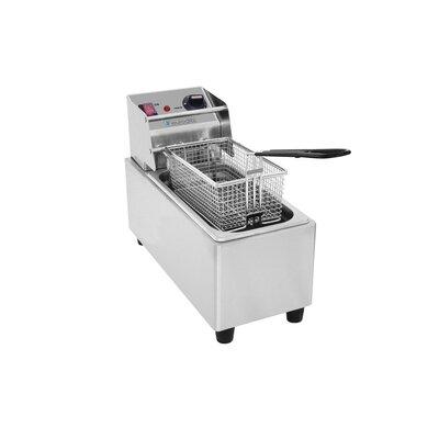 "16"" 8 Liter Electric Deep Fryer"