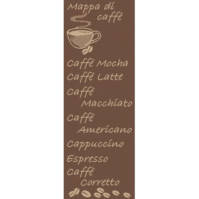 Peyer Syntex Teppich Country Kaffee in Braun