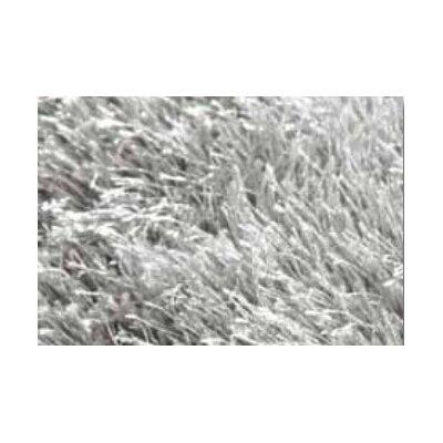 Peyer Syntex Handgetufteter Teppich Shaggy Sense in Grau