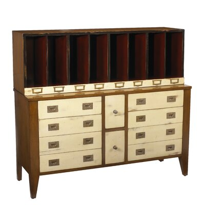 Eastep Accent Chest Color: Beige