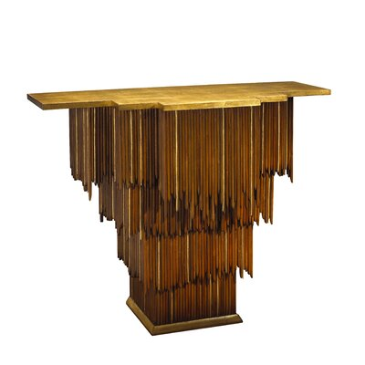 "Kepler Mai Tai Entry Console Table Size: 32"" H x 42"" W x 18"" D"