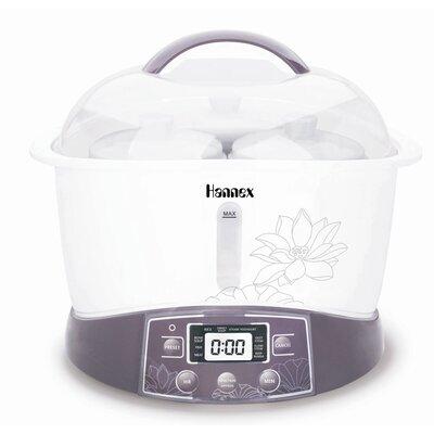 3.4-Quart Electric Multi-Stew Cooker/Steamer Pot