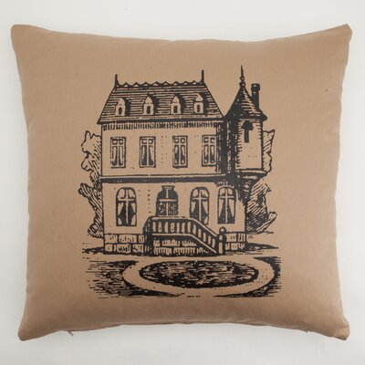 Provence Home Collection House Down Throw Pillow