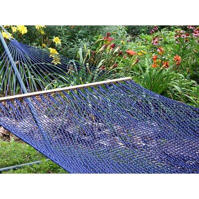 Silkspun Tree Hammock Color: Lapis