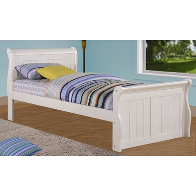 Champigny Sleigh Bed Size: Twin