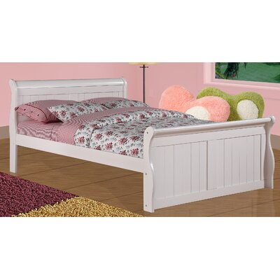 Champigny Sleigh Bed Size: Full