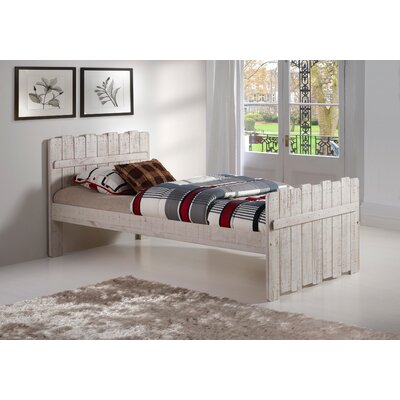 Wander Twin Panel Bed