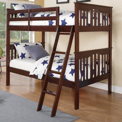 Doran Twin over Twin Slat Bunk Bed