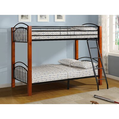 Harland Twin over Twin Bunk Bed