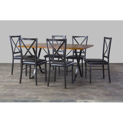 Mchaney 7 Piece Dining Set