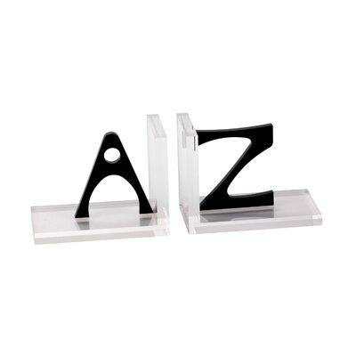 """Sheratonn Buchstopper """"A & Z"""""""