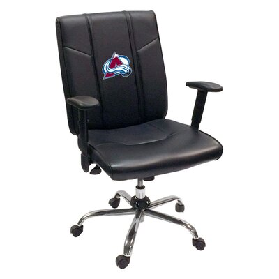 Desk Chair NHL Team: Colorado Avalanche