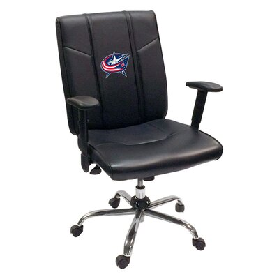 Desk Chair NHL Team: Columbus Blue Jackets
