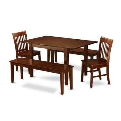 Picasso 5 Piece Extendable Dining Set