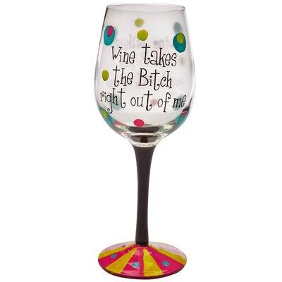 Cypress Home All Purpose 12 Oz. Wine Glass