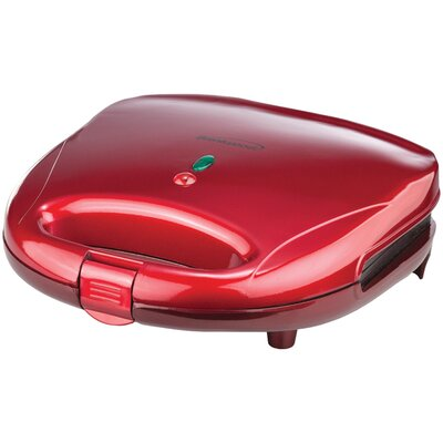 Waffle Maker Color: Red