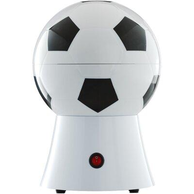 Hot Air Soccer Ball Popcorn Popper
