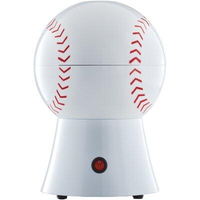 Hot Air Baseball Popcorn Popper