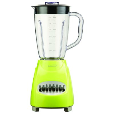 12 Speed Blender Color: Lime Green