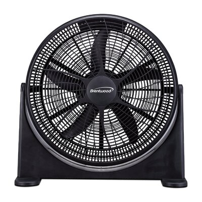 "High Velocity 1.5"" Table Fan"