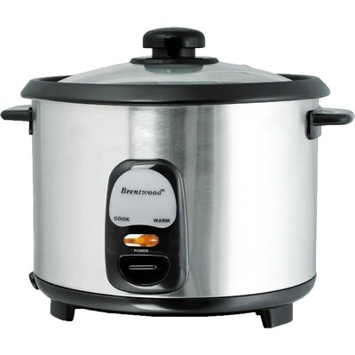 Rice Cooker Size: 10 Cup