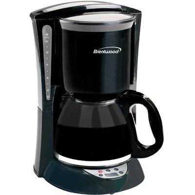 Brentwood Appliances Digital Coffee Maker