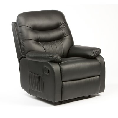 Drive Medical Hebden with Heat Massage Recliner