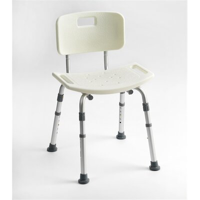 Drive Medical Deluxe Adjustable Shower Chair