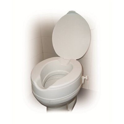 Drive Medical Elongated Raised Toilet Seat