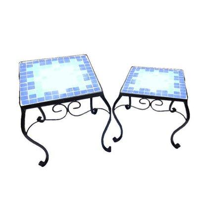 Aca Mosaic Telephone Table