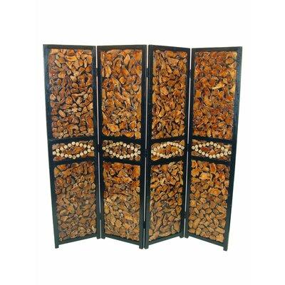 Cooke 4 Panel Room Divider