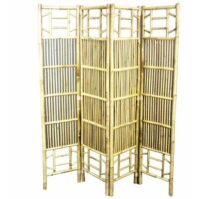Nikhil 4 Panel Room Divider