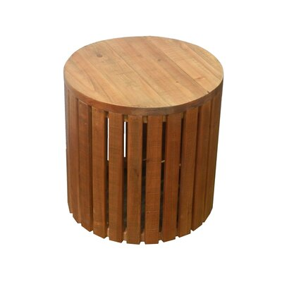 Greig Wood Accent Stool
