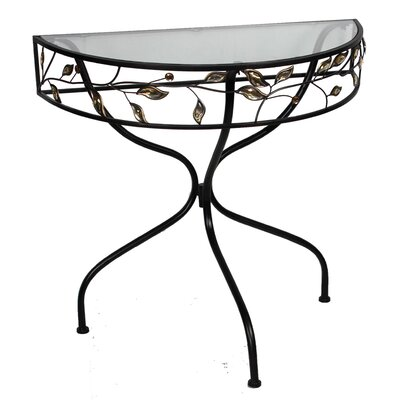 Pritchard Metal Console Table