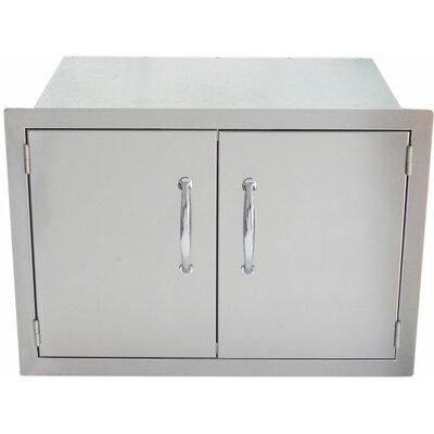 Sunstone Grills Double Door Dry Storage
