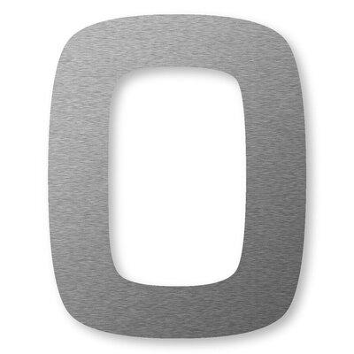 Keilbach Schild Iron Number