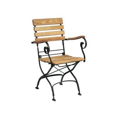 Home Etc Georgia Folding Dining Arm Chair