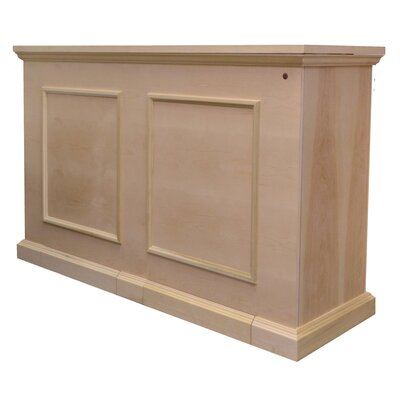"""Grand Elevate 60"""" TV Stand Color: Unfinished"""