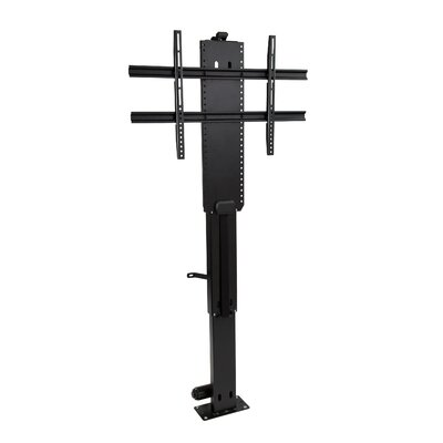 "Whisper Lift II Fixed Floor Stand Mount 65"" LCD/Plasma Screen"
