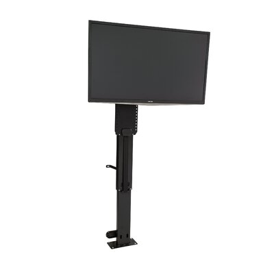 "Whisper Lift II Pro Swivel Floor Stand Mount 65"" LCD/Plasma Screen"