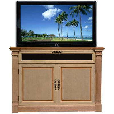 """Adonzo 59"""" TV Stand Color: Unfinished"""