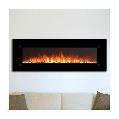 OnyxXL Wall Mounted Electric Fireplace