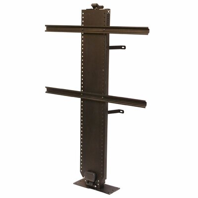 """Whisper Lift PRO XL Fixed Floor Stand Mount for 85"""" LED"""