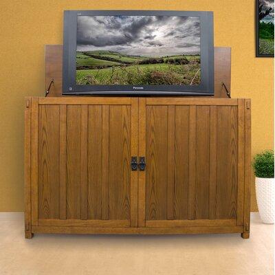 "Grand Elevate 60"" TV Stand Color: Finshed"