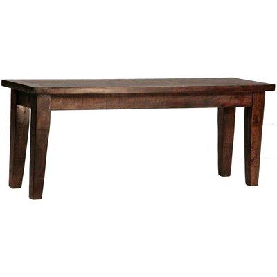 Tietjen Wood Bench