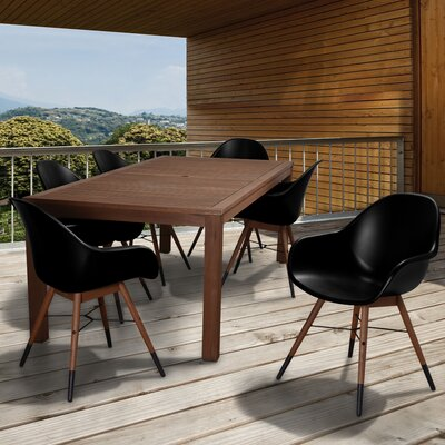 Thomas Tucson Patio 7 Piece Dining Set