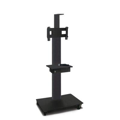 Vizion Floor Stand Mount Plasma Finish: Dark Neutral
