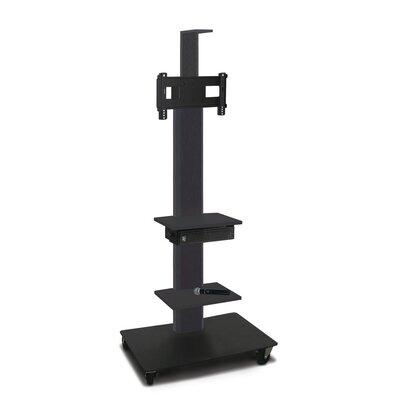 Vizion TV Floor Stand Mount Plasma Finish: Dark Neutral