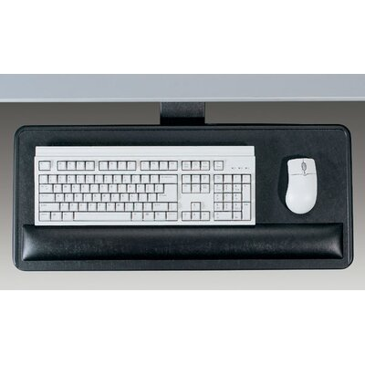 "Economy Articulating 3"" H x 27"" W Desk Keyboard Platform"