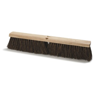"Flo-Pac Palmyra Garage Brush (Set of 12) Size: 18"""